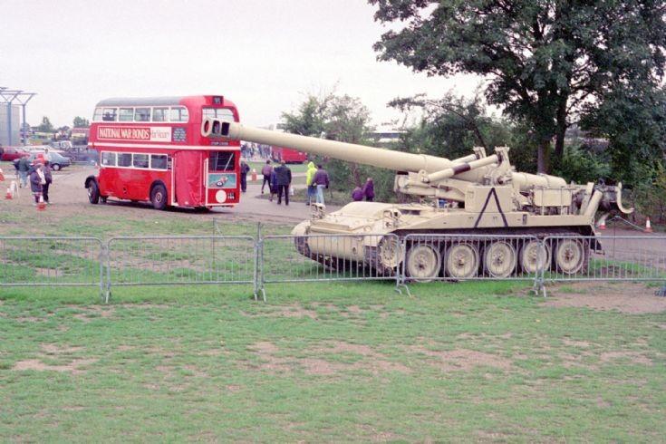 M110 Duxford 1990's.