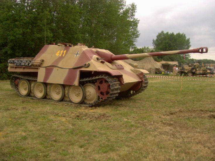 Jagdpanther SdKfz.173