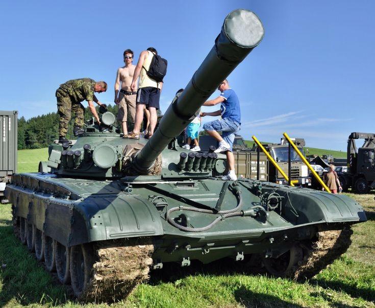 T-72M1, Czech Army
