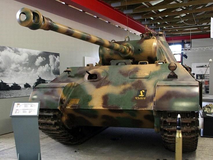 Panther .A  Sd.Kfz. 267