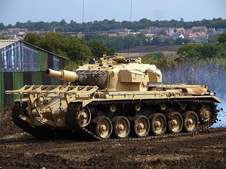 Centurion MkV AVRE