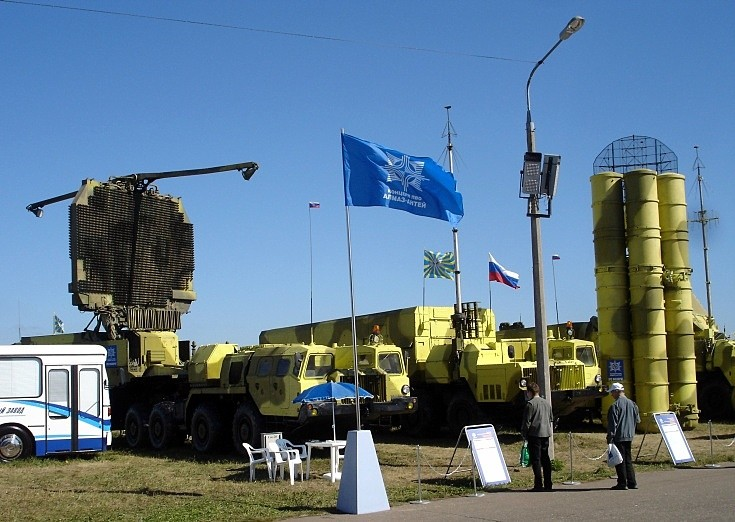 S-300PMU2 Favorit 64N6E2