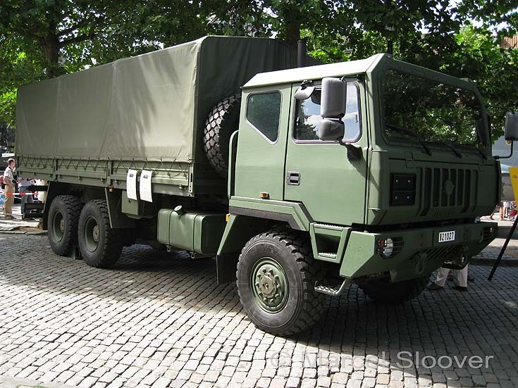 Iveco M250.45WM truck Belgium Armed Forces