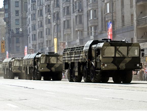 «Iskander-M» SS-26