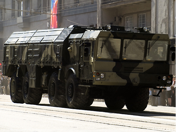 «Iskander-M» (SS-26)