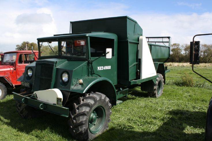 old Quad NZ24988