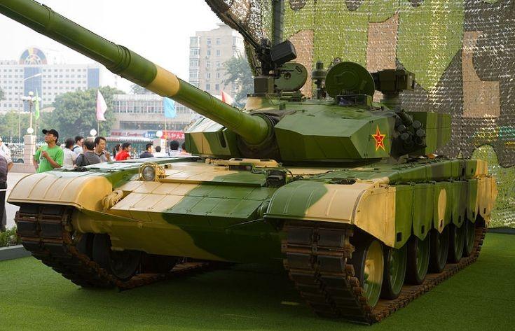 ZTZ-99 Main Battle Tank