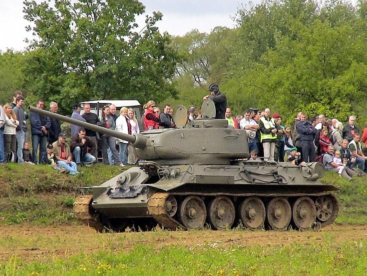 T34/85
