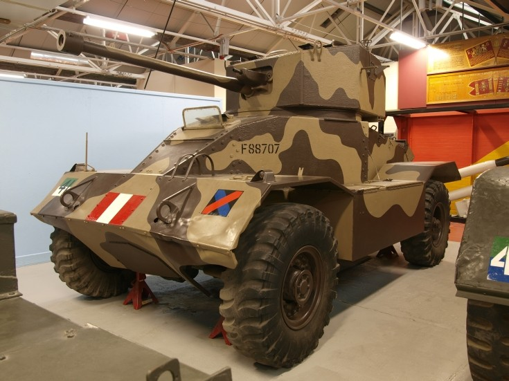 AEC Armoured Car MkII
