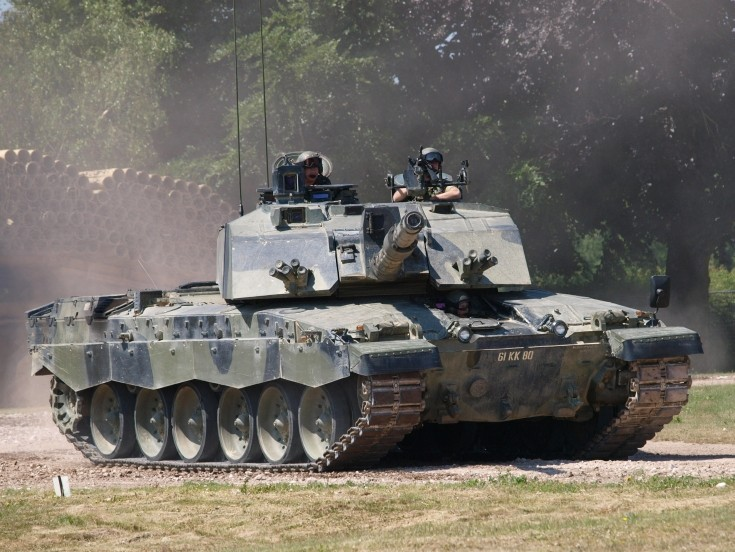 Photo of FV4034 Challenger 2