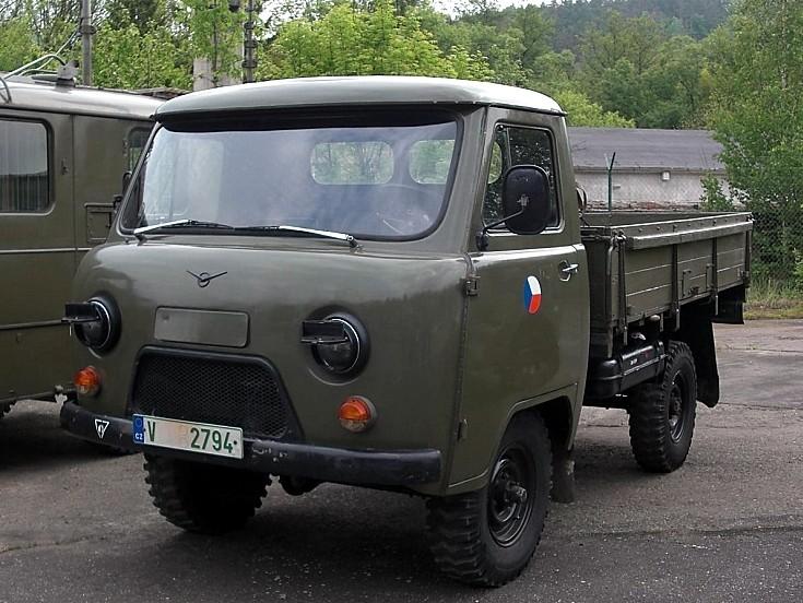 GAZ Tipper