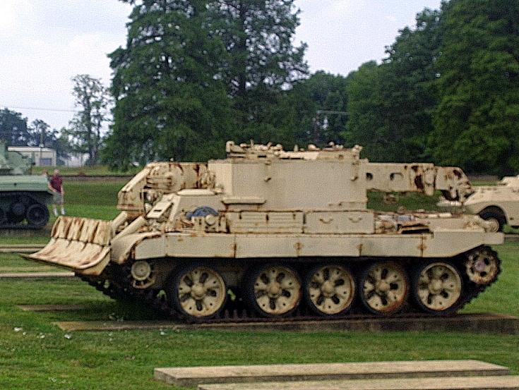 Chinese Type 653 ARV