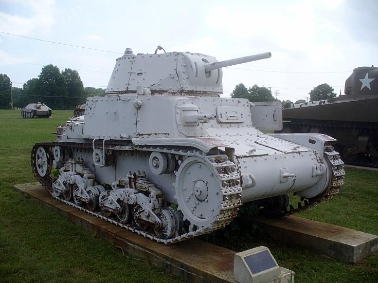 Fiat-Ansaldo M13/40 Carro Armato tank