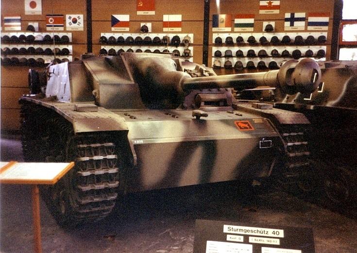 Photo of Sturmgeschütz 40 Ausf. G Sd.Kfz. 142/1