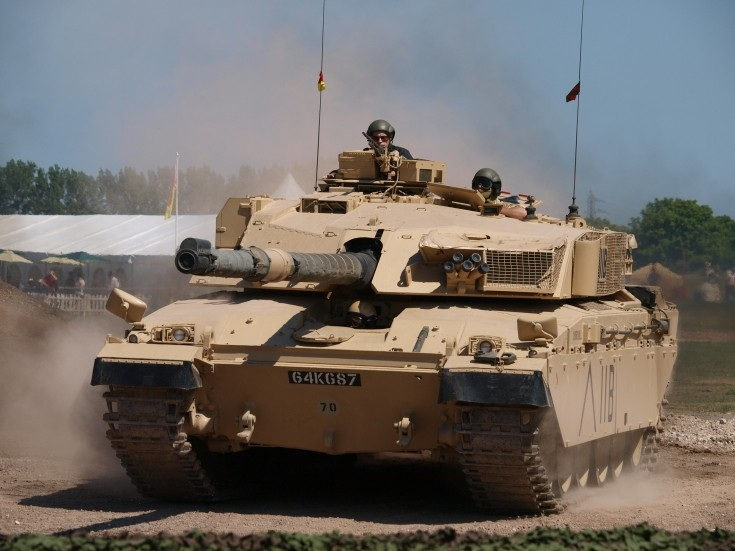 Picture of FV4030/4 Challenger 1