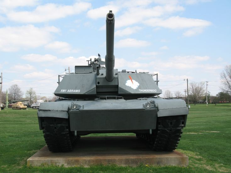 XM-1 Abrams