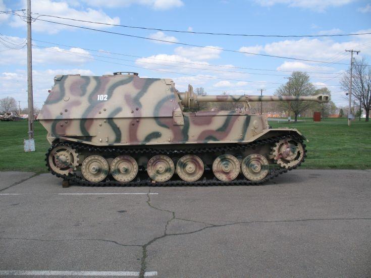 Panzerjager Elefant / Ferdinand