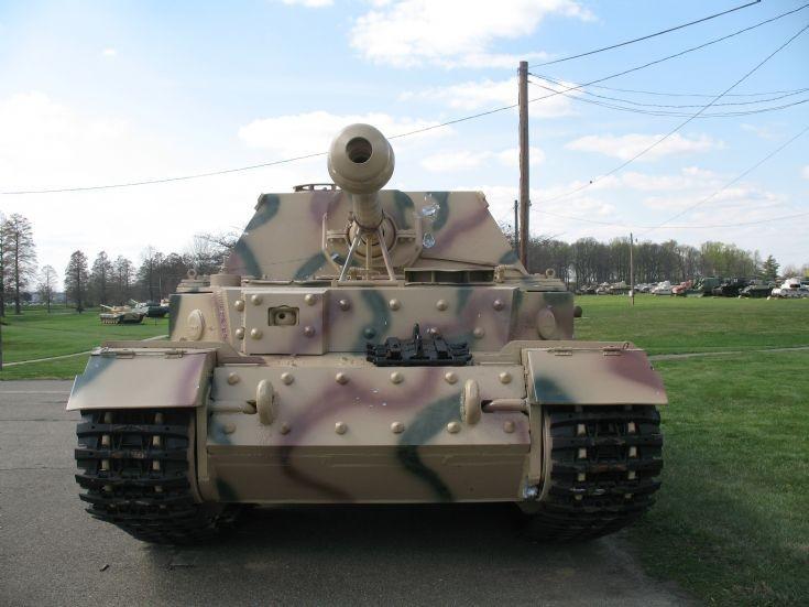 German Panzerjager Elefant / Ferdinand