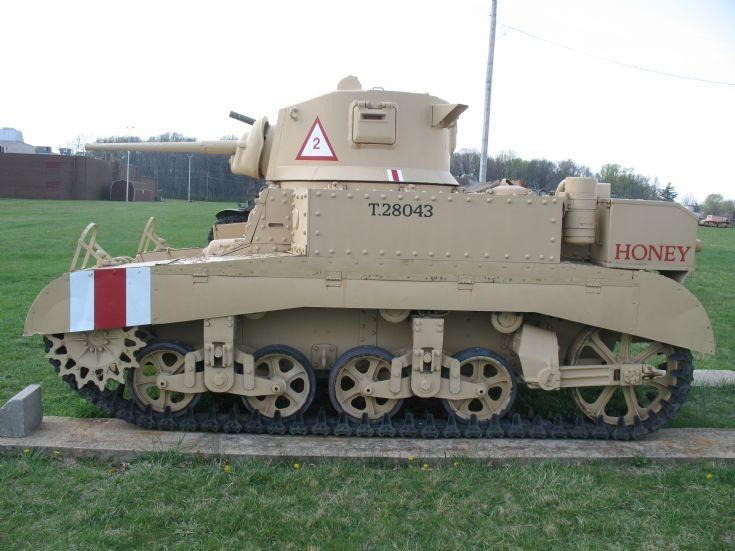 M3A1 Stuart T28043