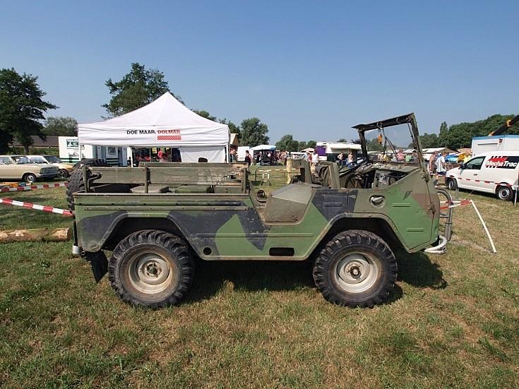 Unknown vehicle