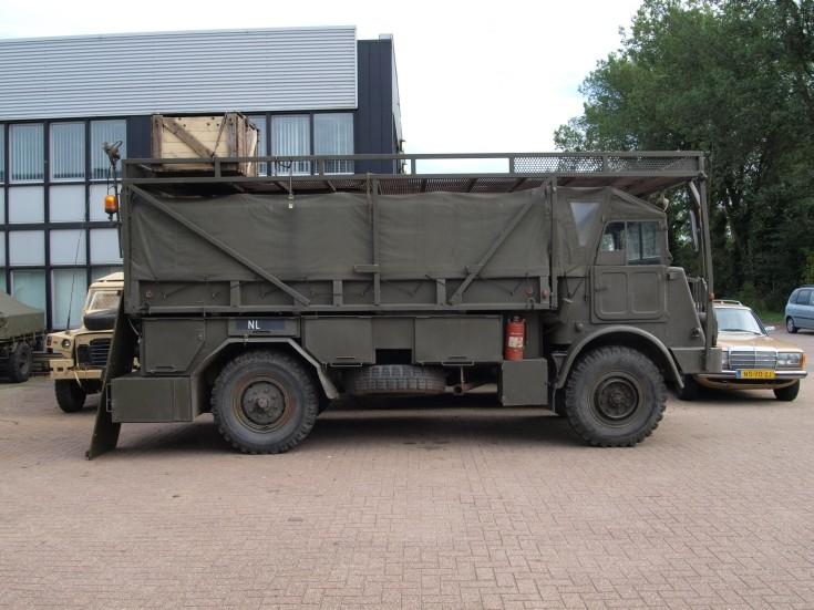 4X4 truck DAF YA 314