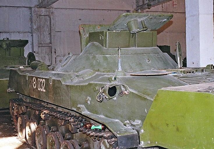 1V-118/119 Artillery Ranging/Survey Vehicle