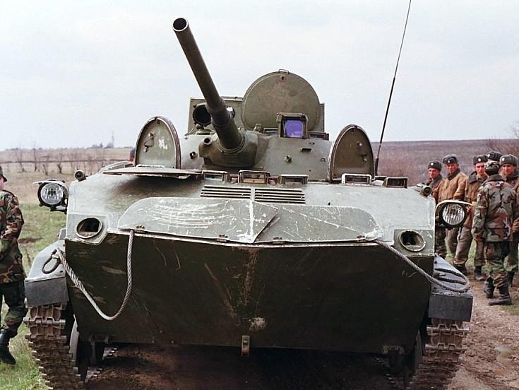 BMD-1P Moldova 2004