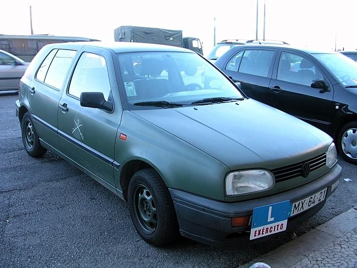 VW Golf CL