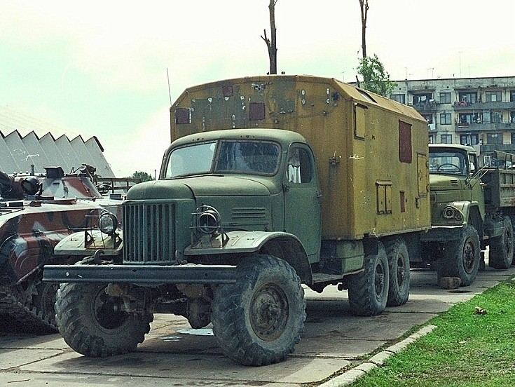 ZIL-157 Georgia 2001