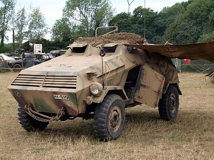 A New Suggestion for Command Vehicles - Other - War ...