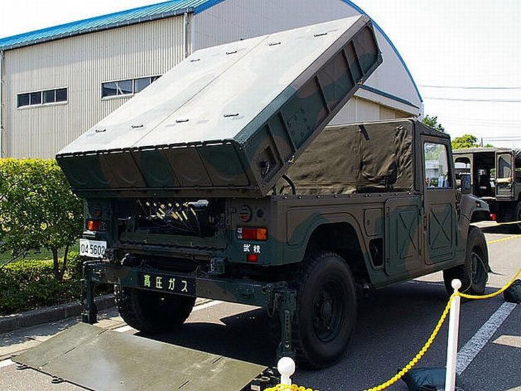 Type96 Multi-Purpose Missile System