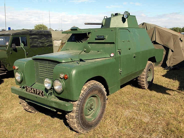 Land Rover / Shorland Armoured Car