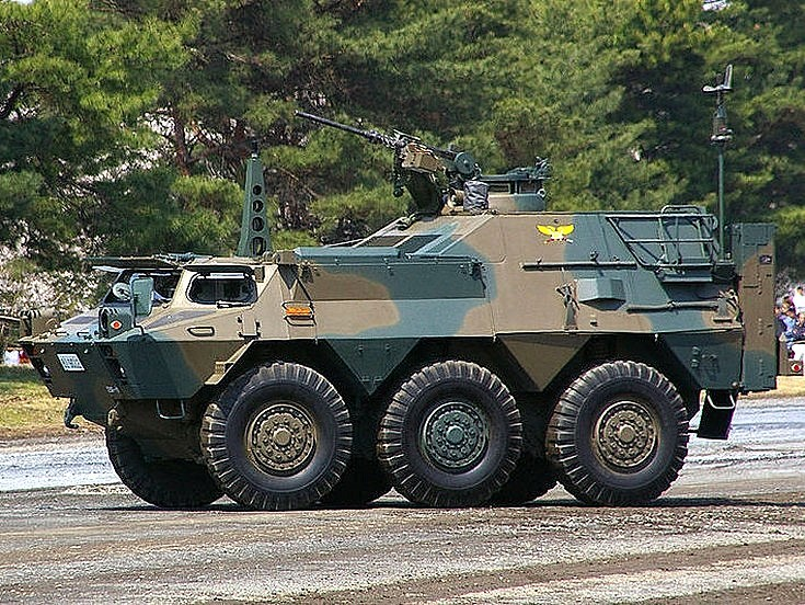 Type 82 NBC Detection Vehicle