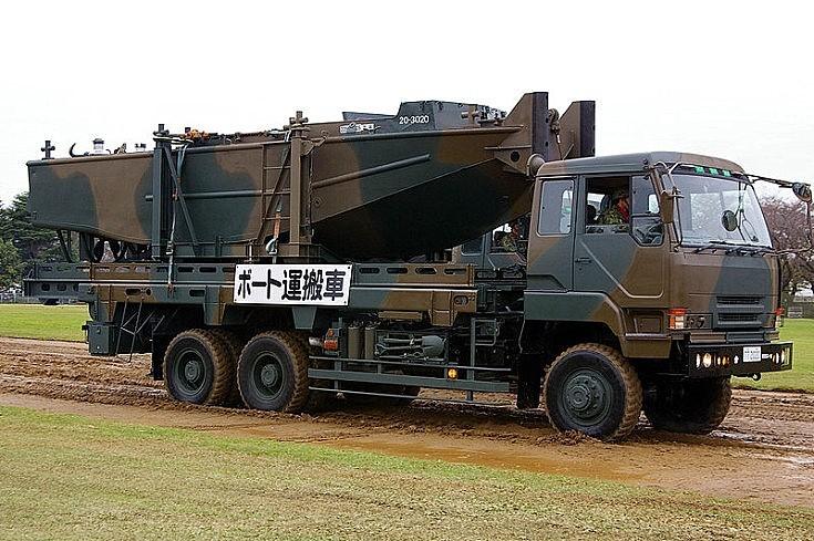 JGSDF Type 81