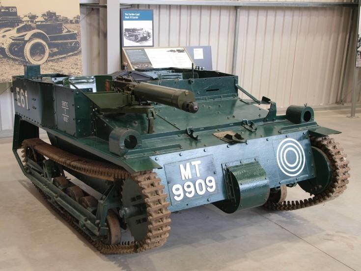 Carden-Loyd Mark VI Carrier
