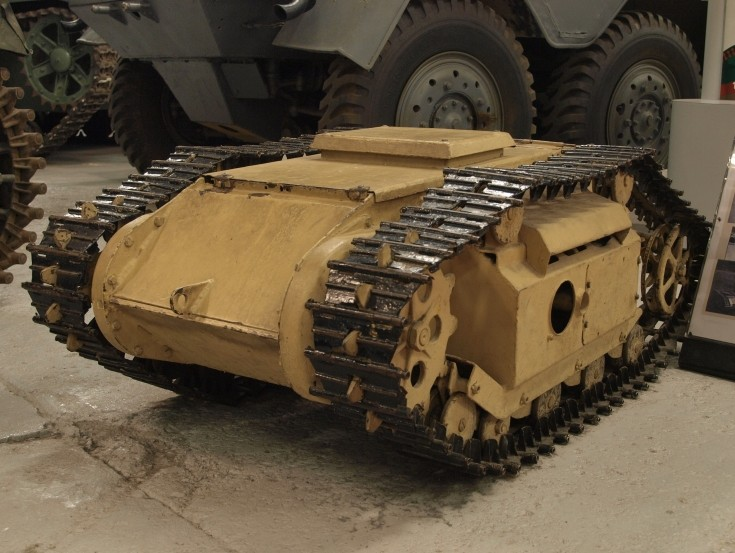 Goliath SdKfz 303