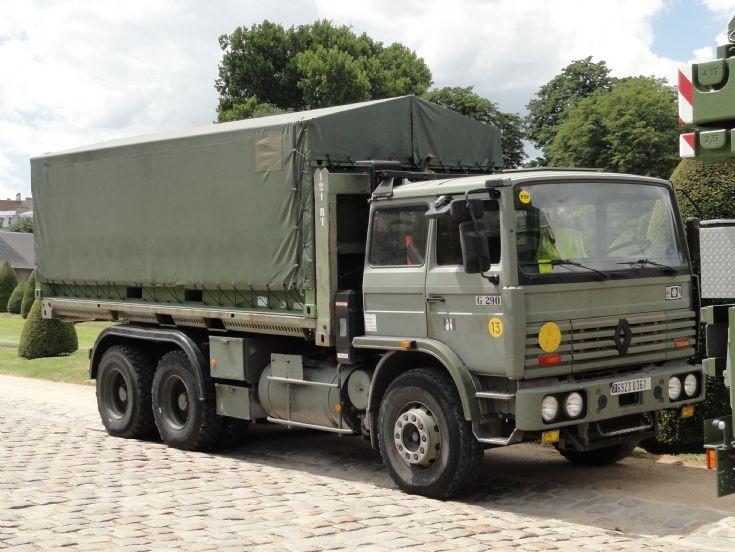 Renault G290 truck