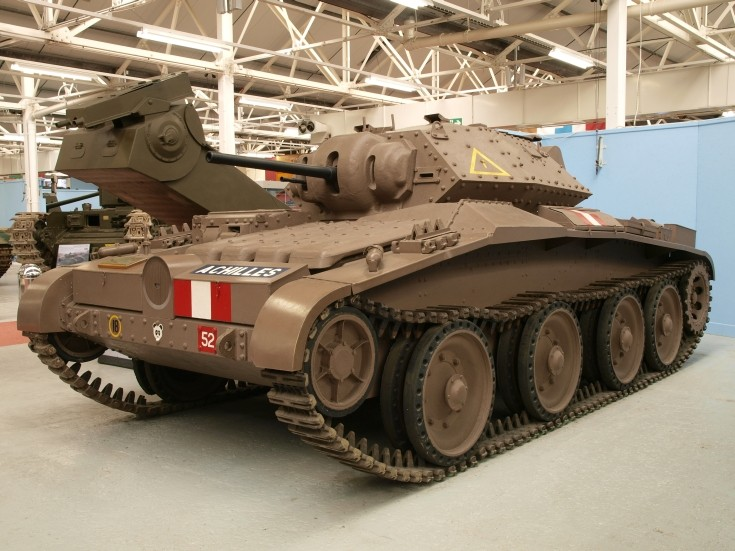 Covenanter - Cruiser Tank Mk V