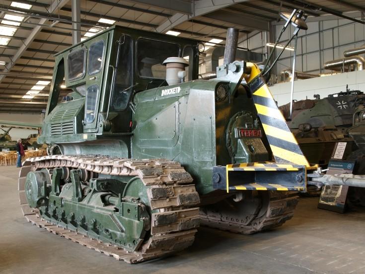 Terex Tractor