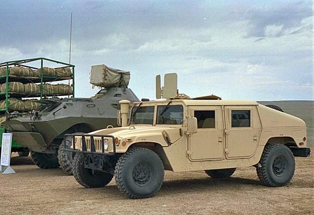 ZS-82, HUMVEE