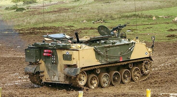 FV432 (Mortar)