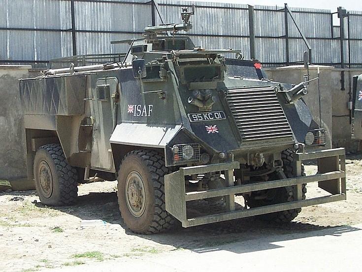 Saxon ISAF at Camp Kabul Airport