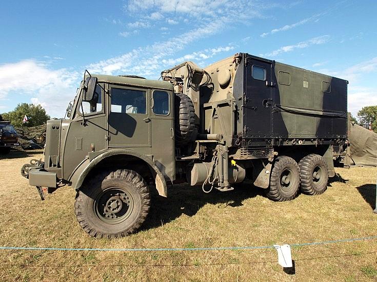 AEC Militant Mk1 lorry