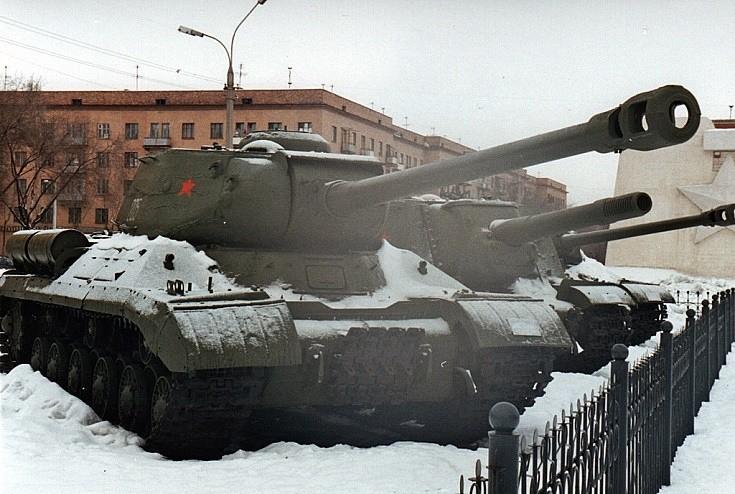 JS-III Heavy Tank