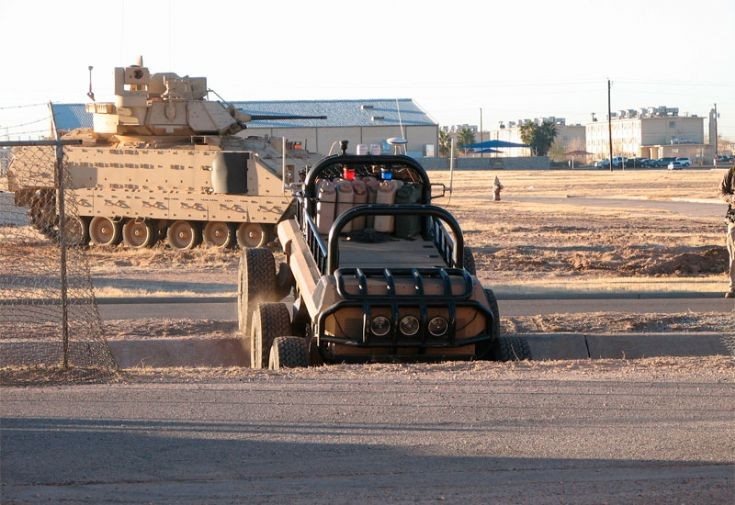 Lockheed Martin Mule