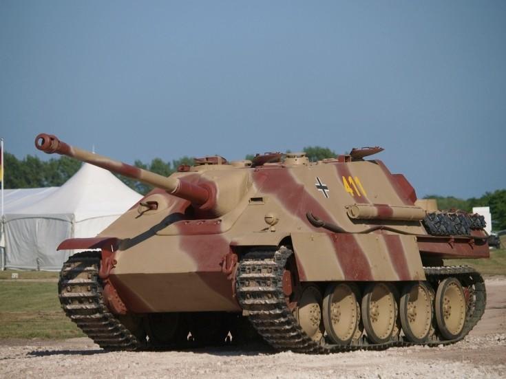 German Jagdpanther Sd.Kfz.173