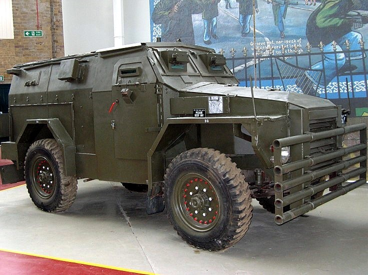 FV1611 Humber