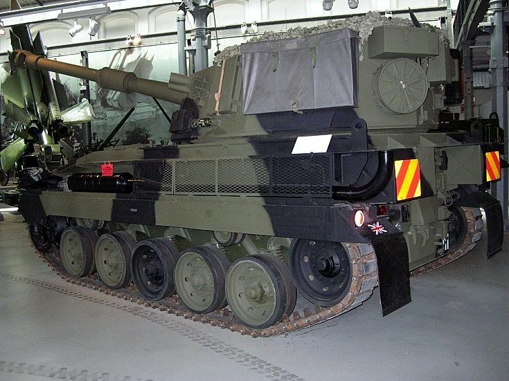 FV433 Abbot