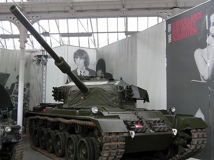 Centurion Mk V OP