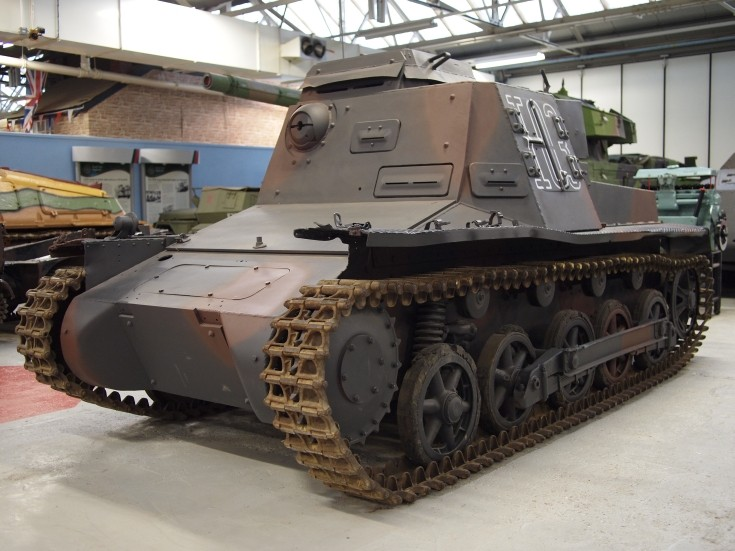 Picture of Panzer I Command Tank